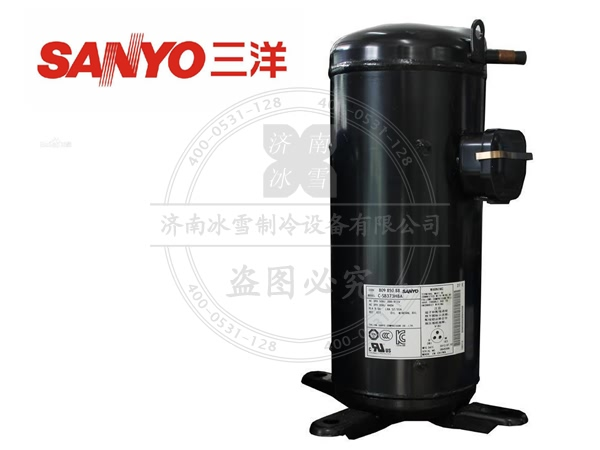 三洋压缩机油泵常见故障