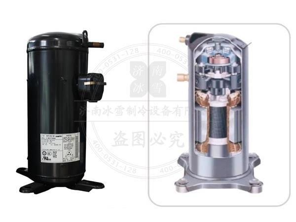 三洋压缩机蒸发温度对压缩机制冷效率的影响
